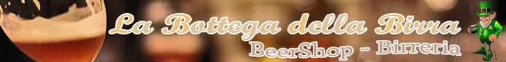 La Bottega della Birra BeerShop Birreria