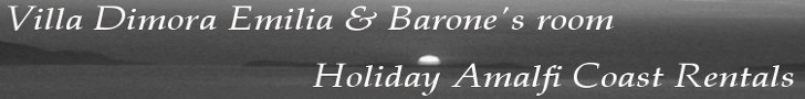 Villa Dimora Emilia & Barone's room holiday booking Sorrento Coast